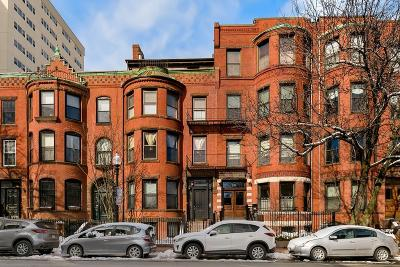 Condo/Townhouse For Sale: 197 St. Botolph #3