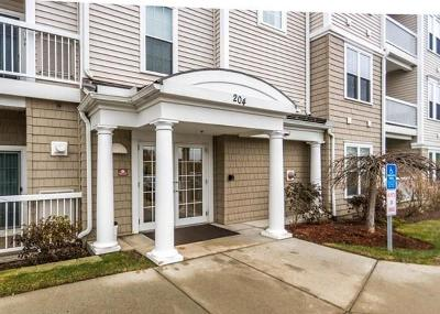 Waltham Condo/Townhouse For Sale: 204 Clocktower Dr #103