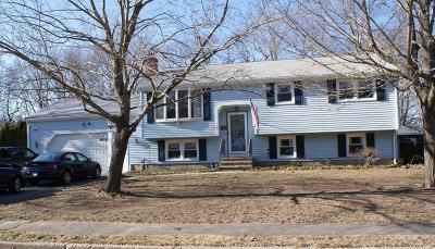Bridgewater Single Family Home For Sale: 50 Lantern Lane