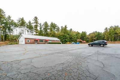 MA-Worcester County Commercial New: 27 Forbush Mill