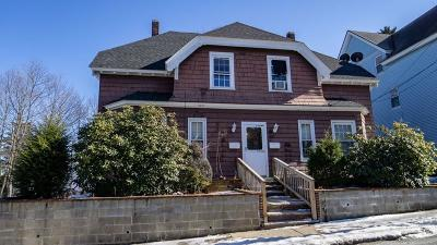 Multi Family Home Under Agreement: 69-71 Kendall St