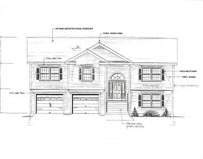 MA-Worcester County Single Family Home New: Lot 1 Hiland Road