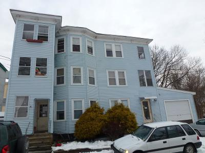 MA-Worcester County Multi Family Home New: 17-R Laurel St