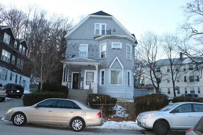 MA-Worcester County Multi Family Home New: 96 Illinois St