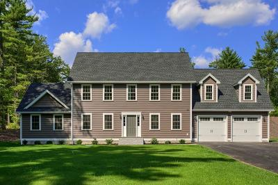 MA-Worcester County Single Family Home New: Lot 6 Danielle Lane