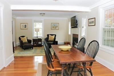 Cohasset Single Family Home New: 301 King St