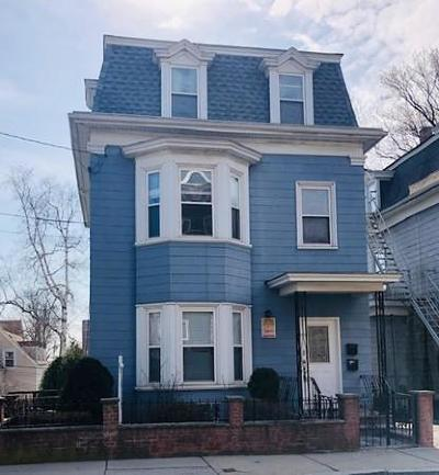 Somerville Multi Family Home New: 75 Walnut St