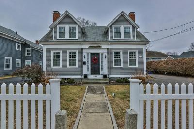 MA-Norfolk County Multi Family Home New: 599 Adams St