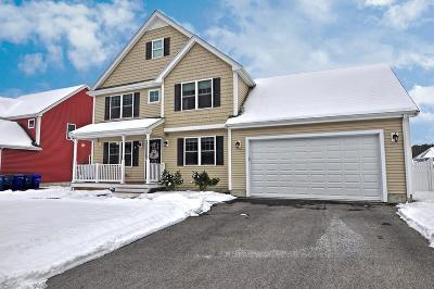 Rockland Single Family Home For Sale: 6 Corn Mill Way