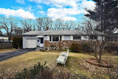 Randolph Single Family Home For Sale: 2 Janet Road