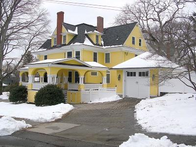 Winchester Single Family Home New: 112 Highland Avenue