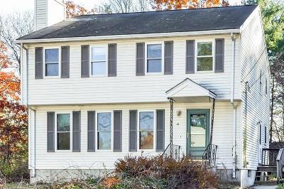 Methuen Single Family Home Under Agreement: 68 Ormonde Rd