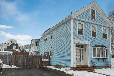 Woburn Multi Family Home Under Agreement: 21 Franklin St.