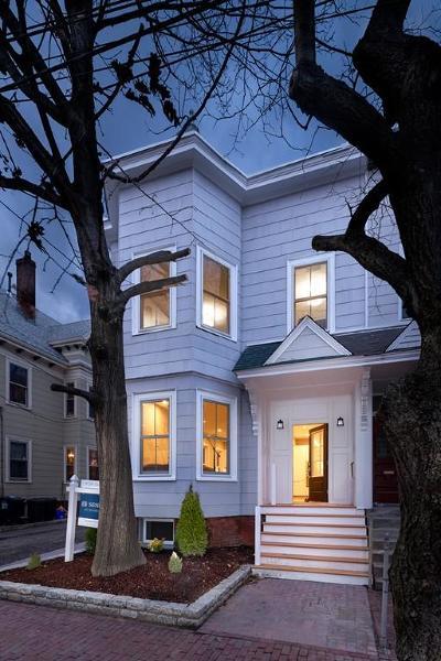 Multi Family Home New: 19&21 Glenwood Avenue