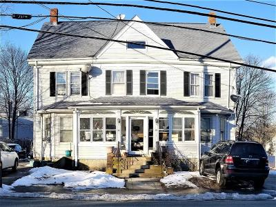 Abington Multi Family Home Under Agreement: 46-48 North Avenue