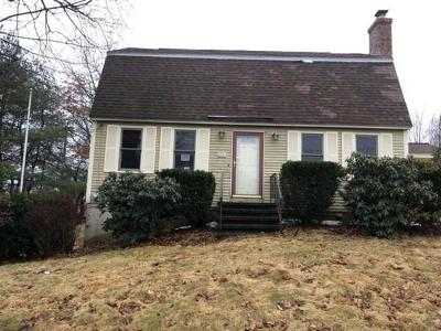Lowell Single Family Home Under Agreement: 471 Butman Rd