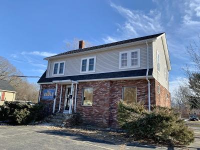 MA-Norfolk County Commercial For Sale: 7 East Bacon St.