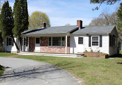 Falmouth Single Family Home For Sale: 71 Lewis Neck