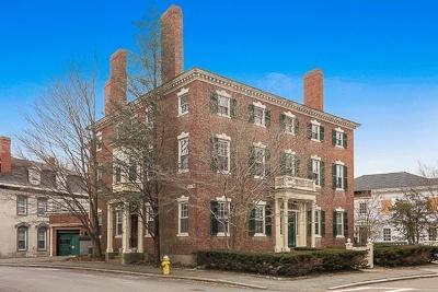 Salem MA Single Family Home Under Agreement: 92 Washington Square East