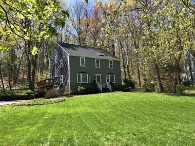 Hingham Single Family Home For Sale: 402 Cushing St
