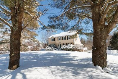 Scituate Single Family Home For Sale: 185 Clapp Rd
