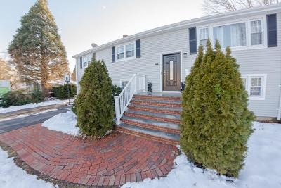 Brockton Single Family Home Under Agreement: 44 Oak Ridge Dr E