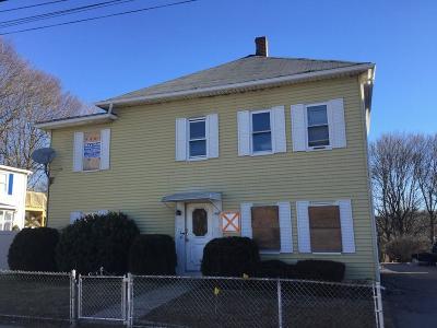 Marlborough Multi Family Home Under Agreement: 158 Howe St