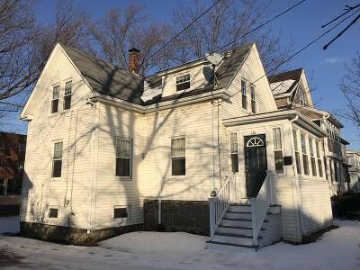 Quincy Single Family Home For Sale: 130 Willow St