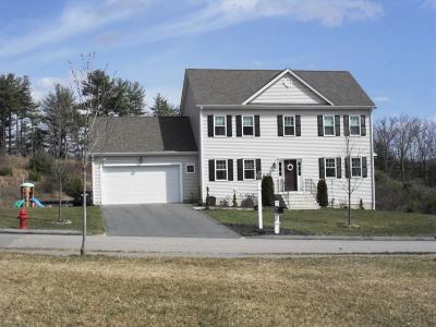 Blackstone Single Family Home For Sale: Lot 43 Glenside Drive