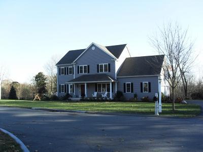 Blackstone Single Family Home For Sale: 44 Glenside Drive