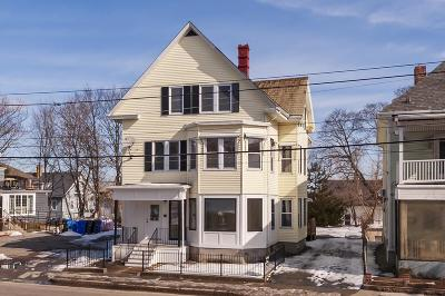 RI-Providence County Commercial For Sale: 577 Broad Street