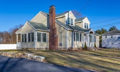 Norton Single Family Home Price Changed: 168 S Worcester St