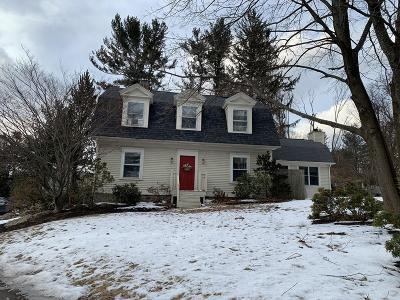 North Andover Single Family Home Under Agreement: 106 Appleton St