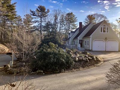 Manchester Single Family Home For Sale: Crooked Lane
