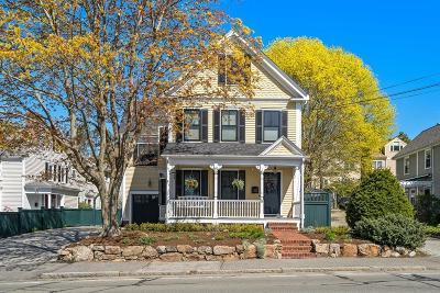 Manchester Single Family Home For Sale: 25 Bridge Street