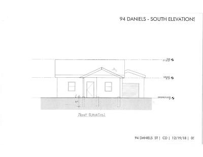 Malden Single Family Home Back On Market: 94 Daniels St