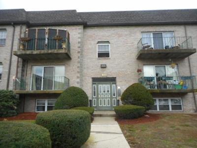 Brockton Condo/Townhouse For Sale: 502 Oak St #12