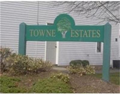 Middleboro Rental For Rent: 1 Adams Circle #C