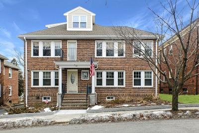Brookline Multi Family Home For Sale: 57-61 Lawton St