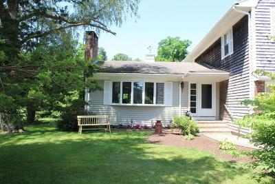 Falmouth Single Family Home For Sale: 39 Central Ave