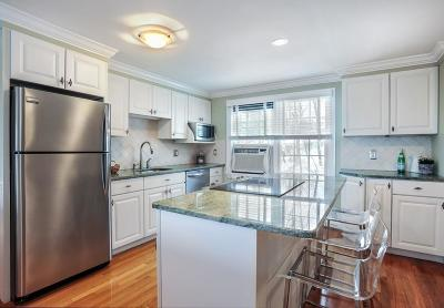 Cohasset Condo/Townhouse For Sale: 550 Jerusalem Rd #3