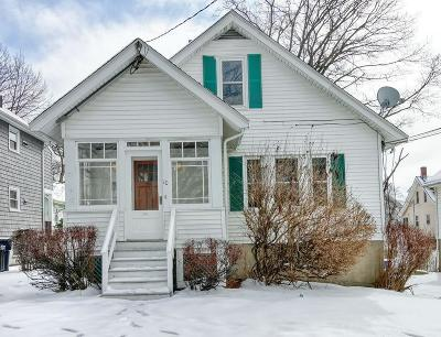 MA-Suffolk County Multi Family Home For Sale: 10 Thurlow St