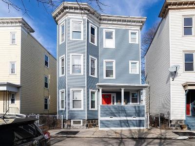 MA-Suffolk County Condo/Townhouse For Sale: 11 Doris St #3