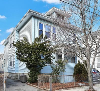 Somerville Multi Family Home Under Agreement: 35 Parkdale St