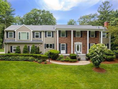 Framingham Single Family Home For Sale: 11 Lantern Rd