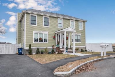 Revere Single Family Home Under Agreement: 9 Marshview Terrace