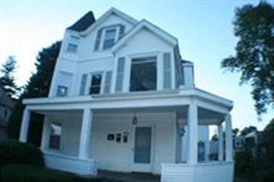 Woburn Rental For Rent: 22 Cleveland Ave