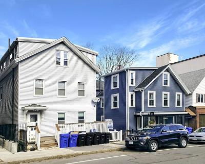 Brookline Multi Family Home For Sale: 97-99a Boylston St