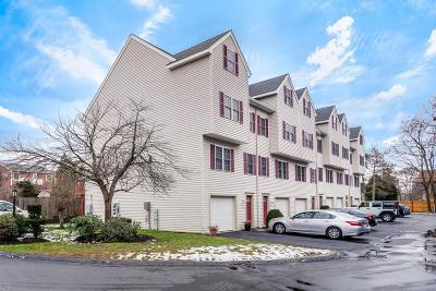 Wakefield Condo/Townhouse For Sale: 997 Main St #13