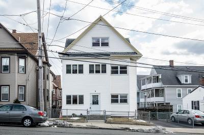 Malden Multi Family Home Sold: 9 Starbird St